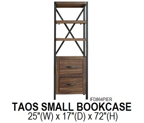 Taos Bookcase