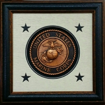 Seal of USA Marine