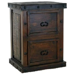 Grand Hacienda Filing Cabinet