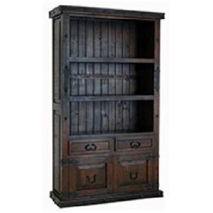Grand Hacienda 2 Door Bookcase