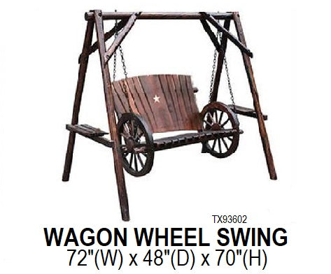 Wagon Wheel Swing