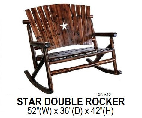 Star Double Rocker