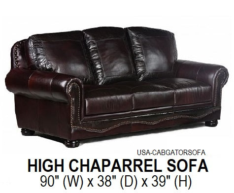 High Chaparral Sofa