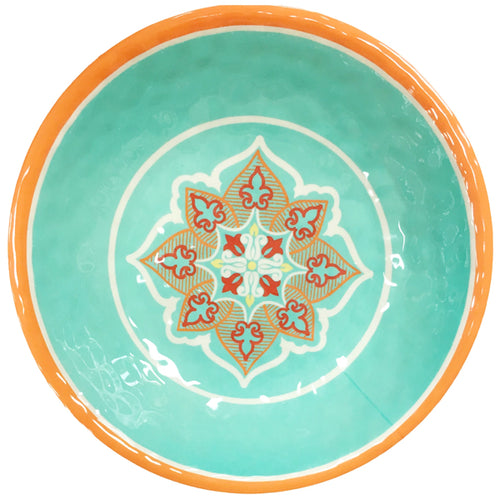Western Melamine Serving Bowl