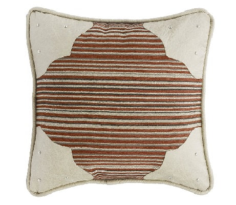Silverado Striped Pillow
