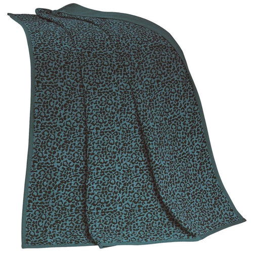 Alamosa Leopard Throw