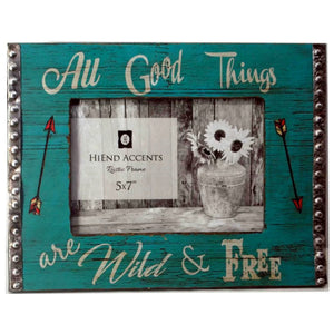 All Good Things Picture Frame