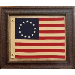 Betsy Ross Flag with Grommets