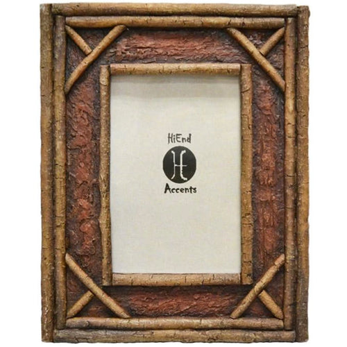Birch Twig Picture Frame