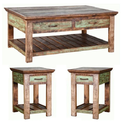 Cabana Coffee Table Set