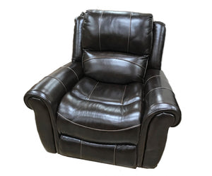 Cheyenne Power Leather Recliner - Clearance