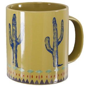 Colorful Cactus Mug Set
