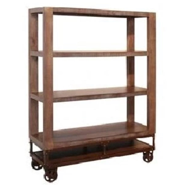 Flat Iron Bookcase