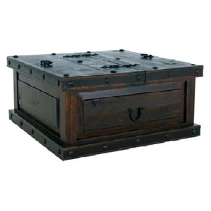Grand Hacienda Trunk Coffee Table