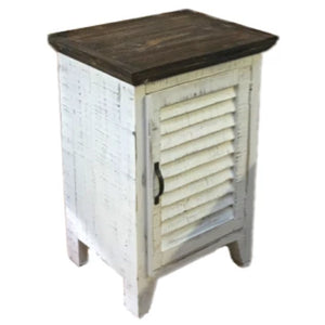 Homestead Shutter Nightstand