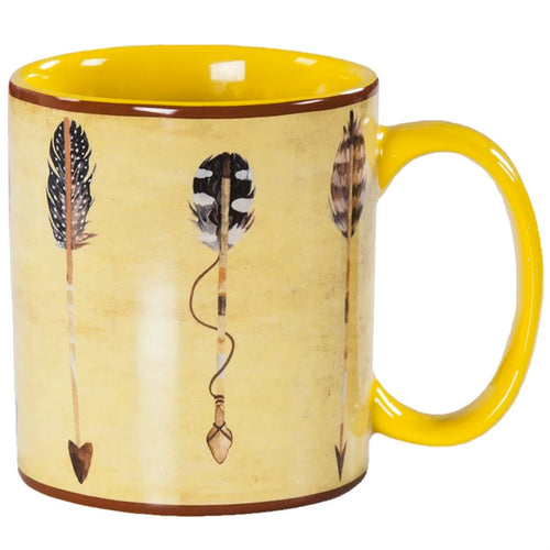 Large Arrow Mug Set