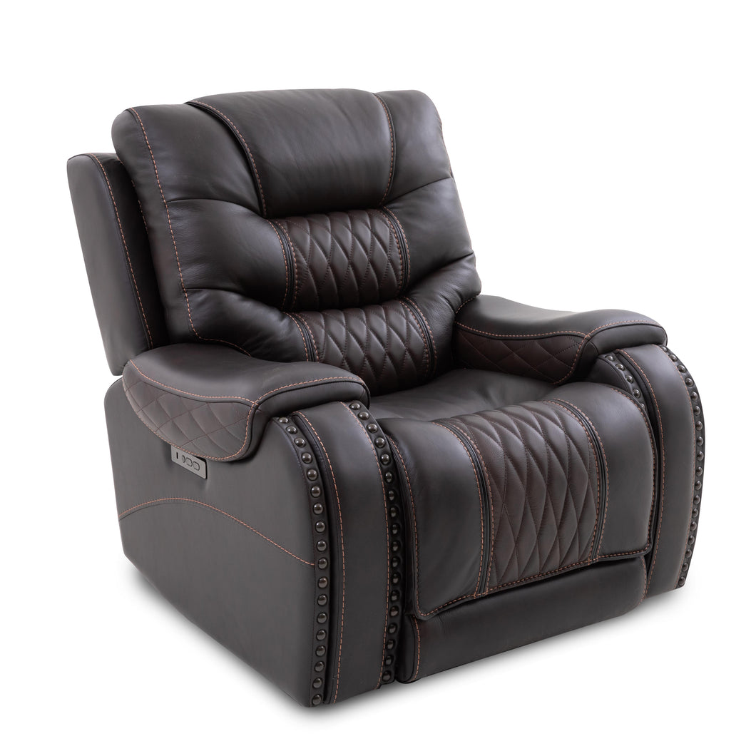 Monterey Leather Recliner