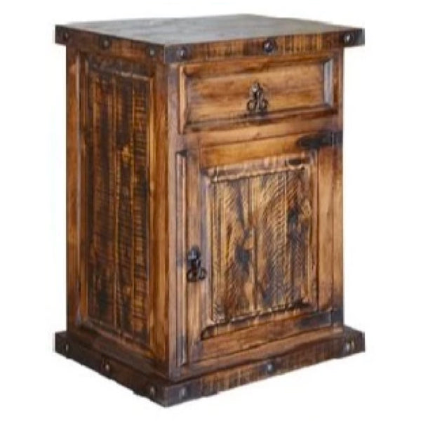 Ponderosa Tall Nightstand