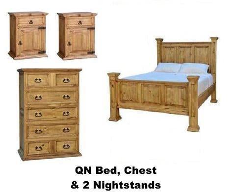 Queen Bedroom Special - With Chest
