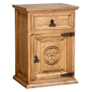Star 1 Door Nightstand