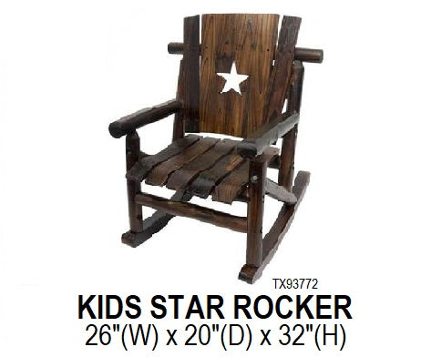 Kids Star Rocker