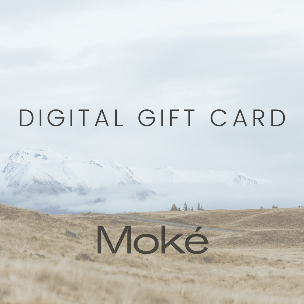 Moké Digital Gift Card
