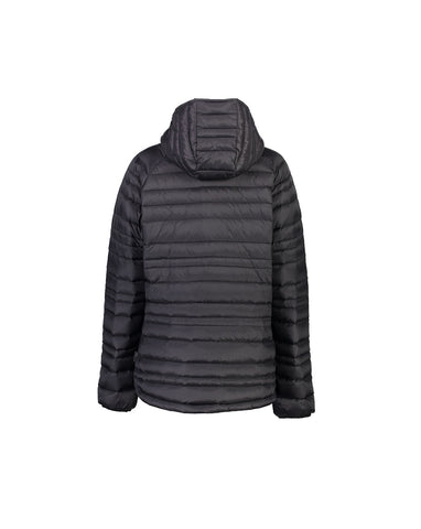 Keith Men's 90/10 down Packable jacket - Black