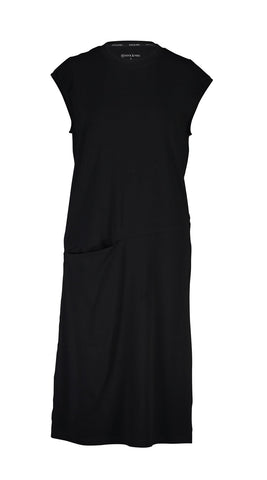 LUCILLE DRESS - BLACK