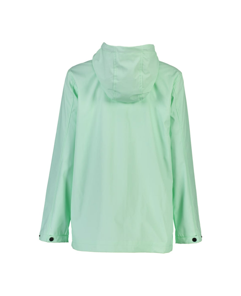 ELLA RAIN JACKET - MINT