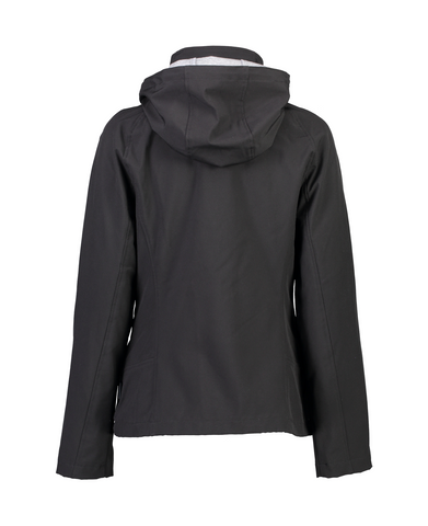 FERN SOFTSHELL JACKET - BLACK