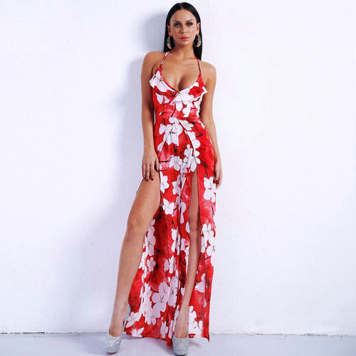 DAYS OF OUR LIVES FLORAL DRESS