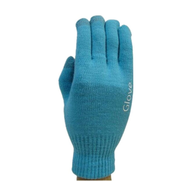 New Cotton Touched Screen Gloves Fashion Warm Adult Solid