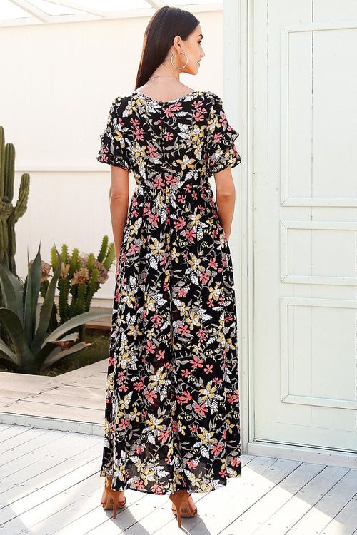 Can't Get Enough of You Multi Maxi Dress