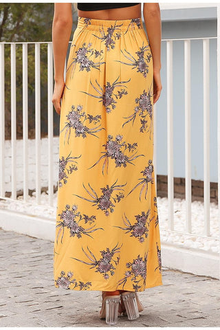 Far From Now Start Tropical Skirt