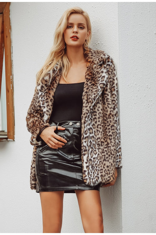 Cooler Days Coming Tiger Coat