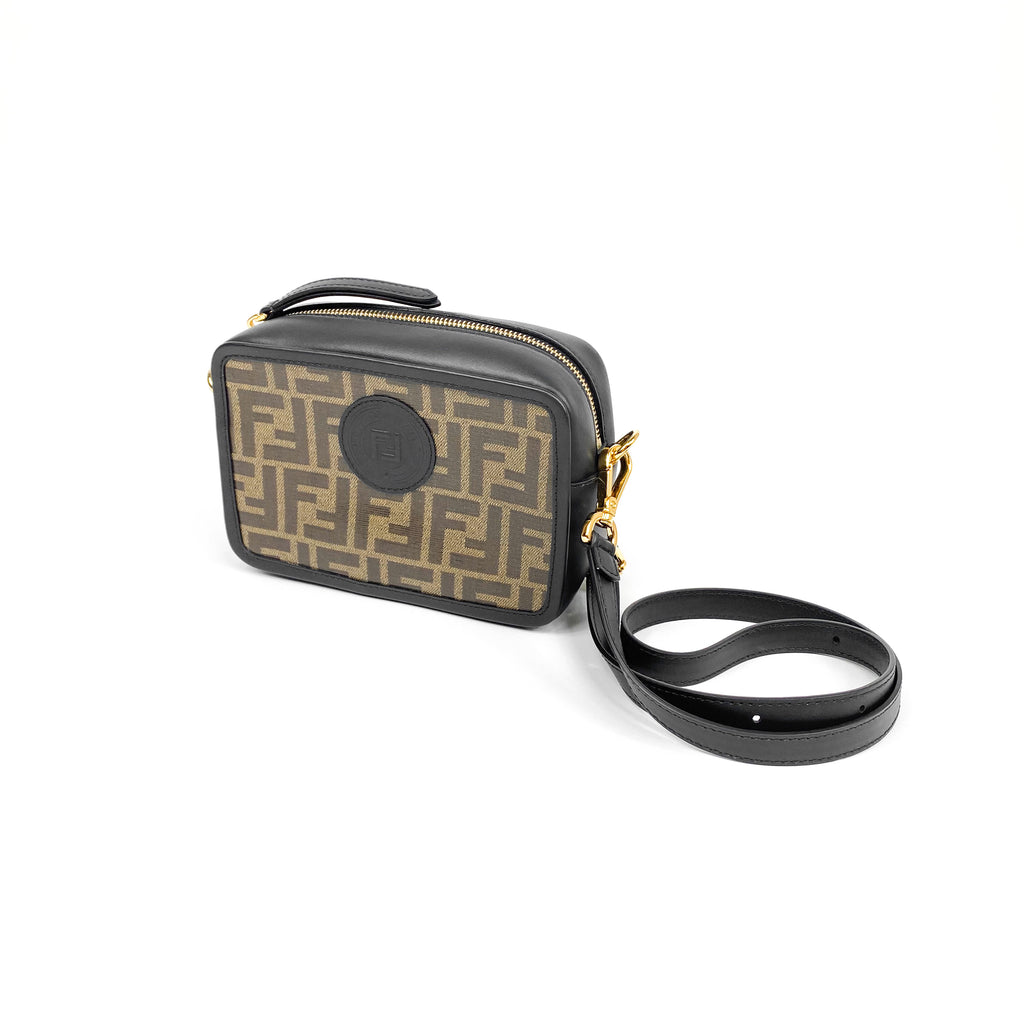 fendi mini monogram camera bag