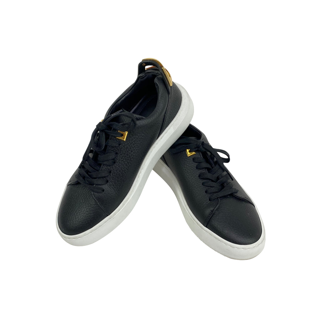 Buscemi black sneakers