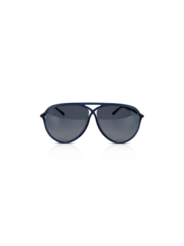 tom ford sunglasses aviator blue