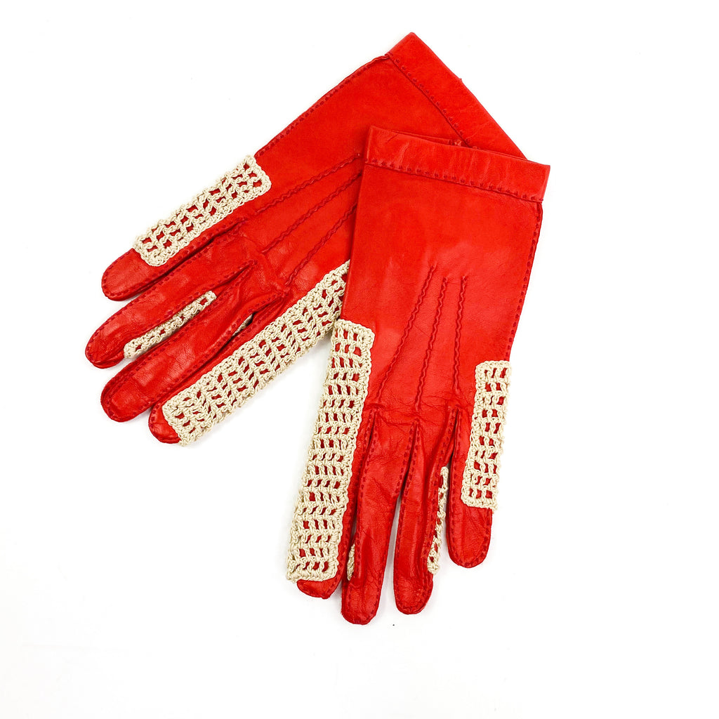 hermes leather driving gloves