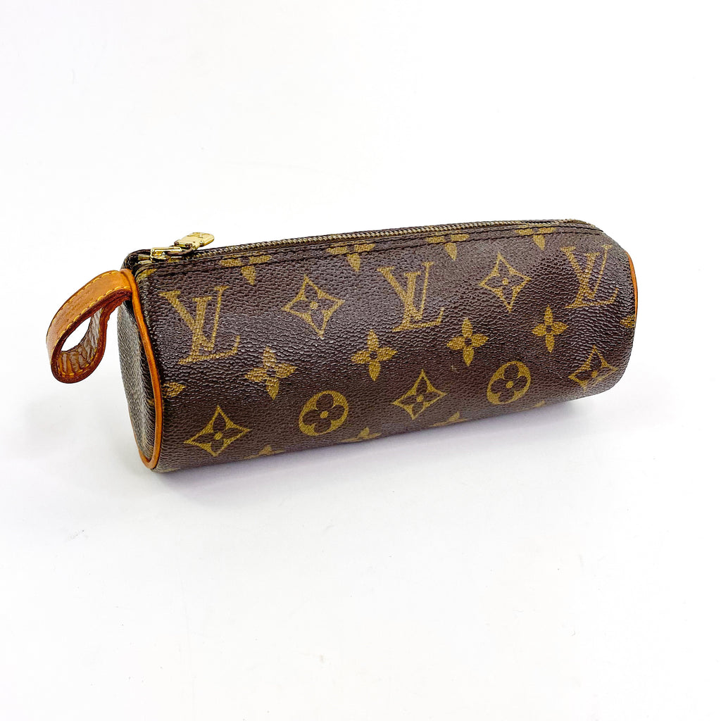 Louis Vuitton monogram zip pouch