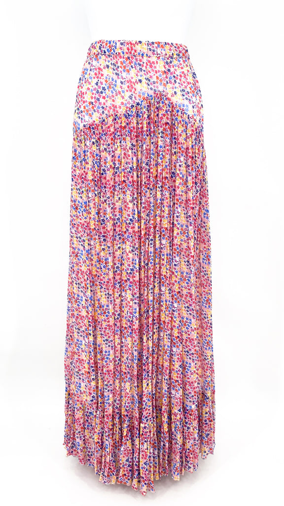 Philosophy maxi skirt floral print