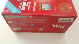 Nintendo Wii Console New Super Mario Bros Wii Pack Boxed