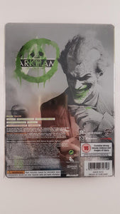 Batman Arkham City Steelbook Edition