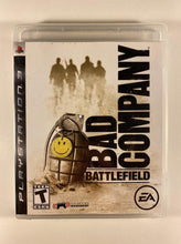 Load image into Gallery viewer, Battlefield Bad Company Sony PlayStation 3