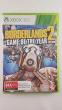 Load image into Gallery viewer, Borderlands 2 Game Of The Year Edition