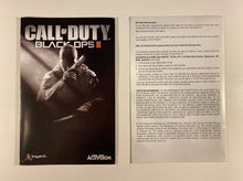 Load image into Gallery viewer, Call of Duty Black Ops II Steelbook Edition No Game