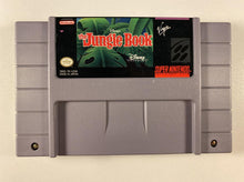 Load image into Gallery viewer, Disney's The Jungle Book Nintendo SNES