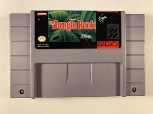 Disney's The Jungle Book Nintendo SNES