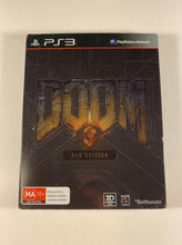 Load image into Gallery viewer, Doom 3 BFG Edition Sony PlayStation 3