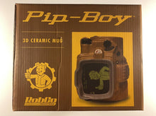 Load image into Gallery viewer, Fallout Pip Boy 3D Ceramic Mug